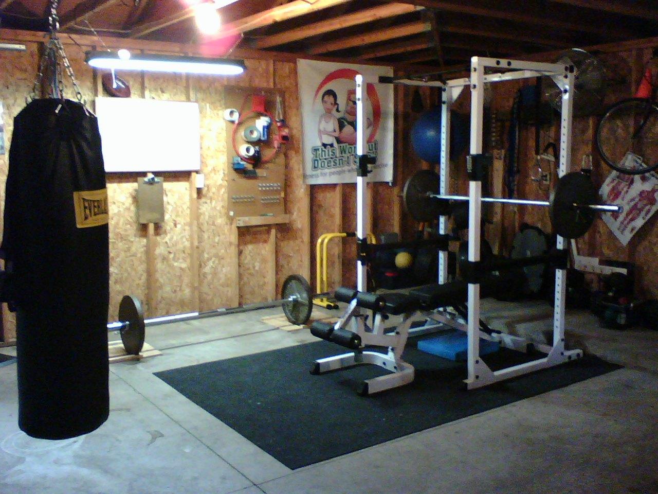 Setting up a home gym in switzerland jon ingram